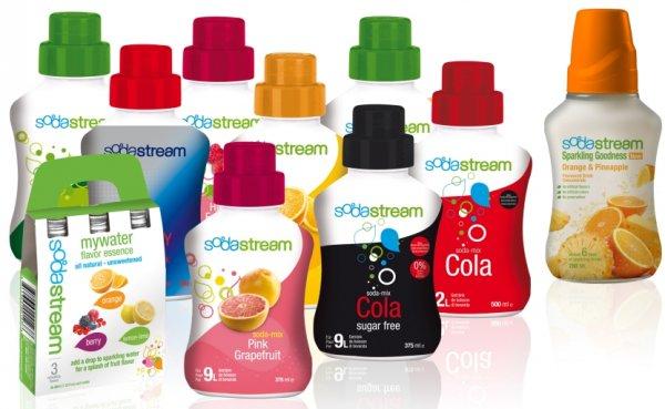 [evtl. lokal HH Kaufland] Sodastream Sirups 375-500ml (u.a. Xtream Energy) für 2,22 Euro