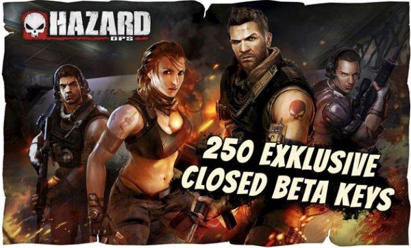 Hazard Ops: 250 Keys für die kommende Closed Beta