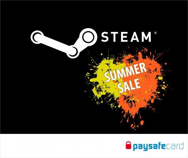 Steam-Summer-Sale Day 1 19.06.2014