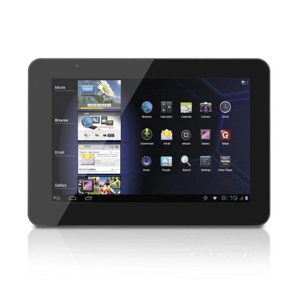 [3% Qipu]  Coby Kyros MID9042 22,9 cm (9,0 Zoll) Tablet-PC (Kapazitives Display, 1 GHz, 1 GB RAM, 8GB Speicher, WLAN, HDMI, USB 2.0, G-Sensor, Android 4.0) @DC