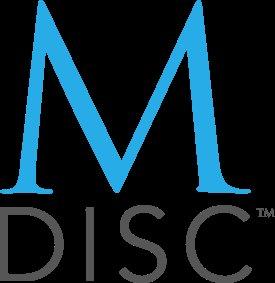 10er Pack M-DISC Rohlinge (ewig haltbar!) für €26,61 dank CDRohlinge24-Gutschein