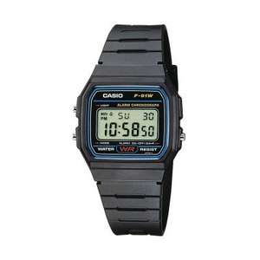 11 € (incl. Versand) Casio Collection Herren-Armbanduhr Digital Quarz F-91W-1YEF - ebay