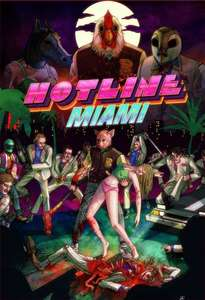 Hotline Miami [Steam] für 1,10 €