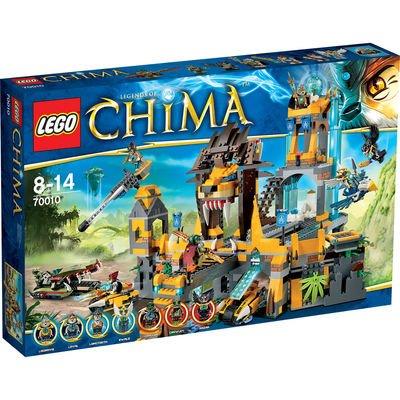 LEGO® Legends of Chima 70010 Der Löwen CHI Tempel für EUR 67,15 @karstadt.de