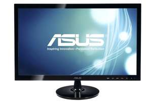 "Asus™ - 24"" LED Monitor ""VS248H"" (Full HD,TN Panel,HDMI,DVI,VGA,2ms) für €144.- [@GetGoods.de]"