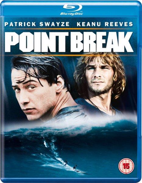 Blu-ray - Point Break (Gefährliche Brandung) [10% Rabatt auf alle Blu-rays] für €6,18 [@Wowhd.co.uk]