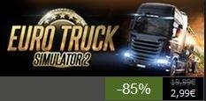 [Steam] Euro Truck Simulator 2 für 2,99 € / Gold Edition 4,45 € / Collector's Bundle  7,39 €