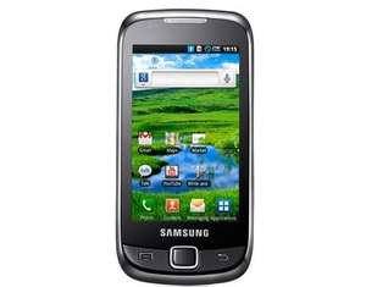 Samsung Galaxy 551 - SCHWARZ -  Android 2.2 - 133,90 zzgl. 3,90 Versand