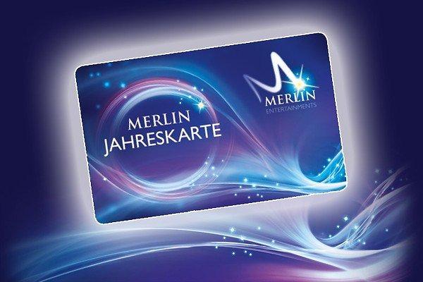 MERLIN Familien-Jahreskarte (4 Personen) -> statt 237 Euro