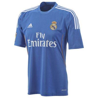 Real Madrid 2013/14 Adidas Herren Auswärtstrikot  29,75€