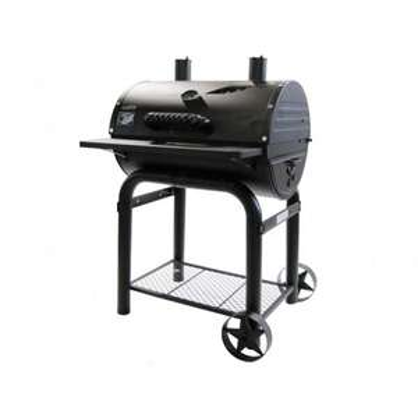 BBQ-Scout Grill´n Smoke Barbecue Star Grill + Abdeckung + Handschuhe [@GartenXXL.de]
