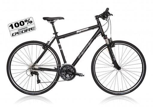 Crossrad mit kompletter Deore-Gruppe 529,00 Euro zzgl. 29,90 Euro Versand