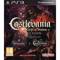 Castlevania: Lords of Shadow - Collection (PS3) für 13,17€ @TheGameCollection
