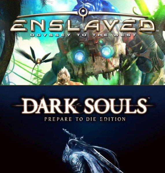 [Steam] Enslaved: Odyssey to the West Premium Edition für ca. 3,67 € u. Dark Souls: PTDE für ca. 5 € @amazon.com