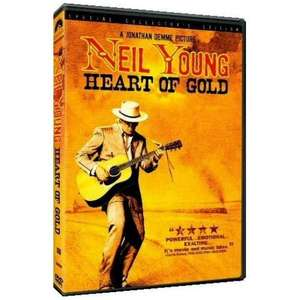 Neil Young: Heart Of Gold (2 DVDs) für 5.99€ @ play.com