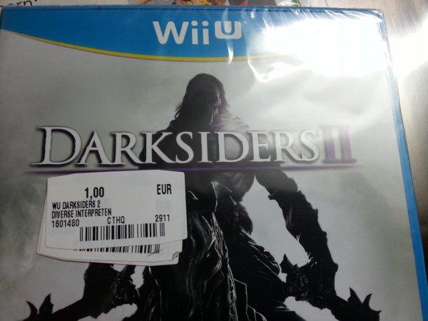 Wii U Darksiders 2 lokal in Media Markt Stuttgart Vahingen