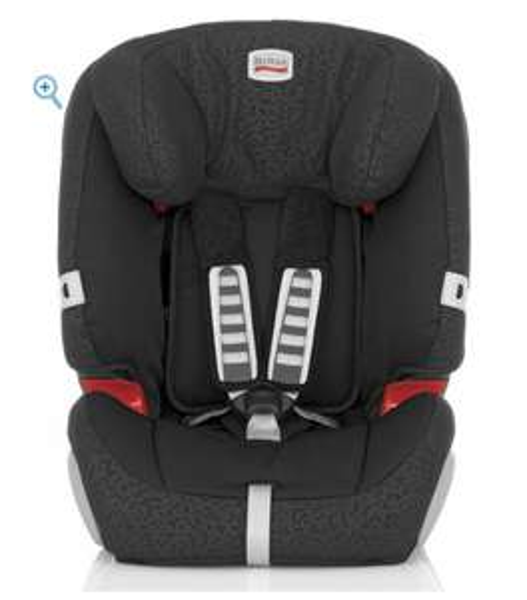 """BRITAX RÖMER Kindersitz """"Evolva 1-2-3"""" Design 2013 @ Baby-Walz 79,90€ + 4,95€ Versand"""