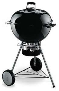 Weber Master Touch Special Edition mit Edelstahl GBS Rost
