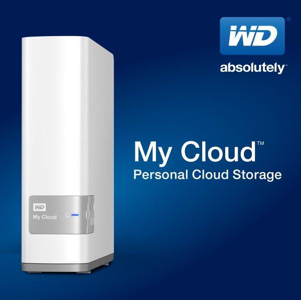 [Studenten Rabatt] 25% Rabatt auf Western Digital My Cloud (bspw. 4 TB für 149,25 €)