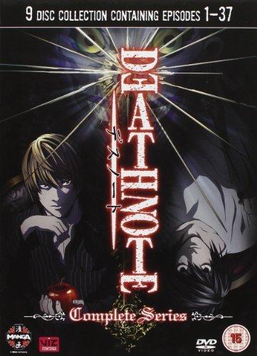 Death Note - Complete Series für 20,39 Euro inkl. Versand!