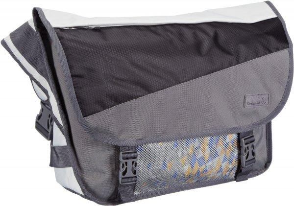 KangaROOS WASILLA Postbag B0264, Unisex-Erwachsene Messengertaschen 50x30x18 cm ab 19,90€ (Prima)