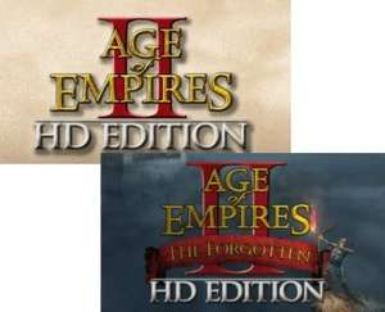 [STEAM] Age of Empires II HD + The Forgotten -75% @amazon.com