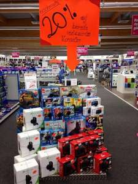 [Lokal] Expert Ibbenbüren: Wii U Premium Pack 32 GB mit Zelda oder Lego City Undercover für 200€