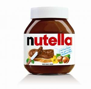 Nutella 500g 1,79€ bei real
