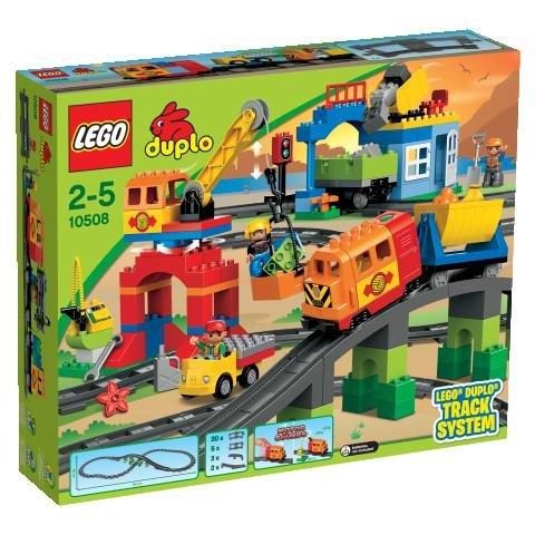 LEGO DUPLO Eisenbahn Super Set 10508 für 87,74 €