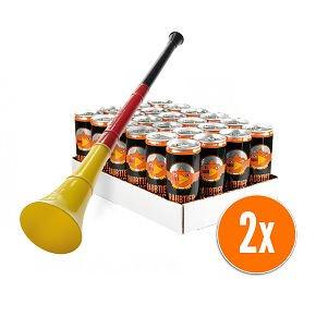 """""""Raubtierbrause"""" Energy Drink - Ebay WOW - 48 Dosen für 29€"""