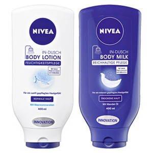 Nivea Milk/Lotion oder Spray/Festiger günstiger mit 3 € Coupon
