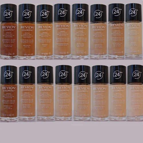 Revlon ColorStay Make Up combi/oily Skin 30ml 150 180 320 330 350 bei Ebay