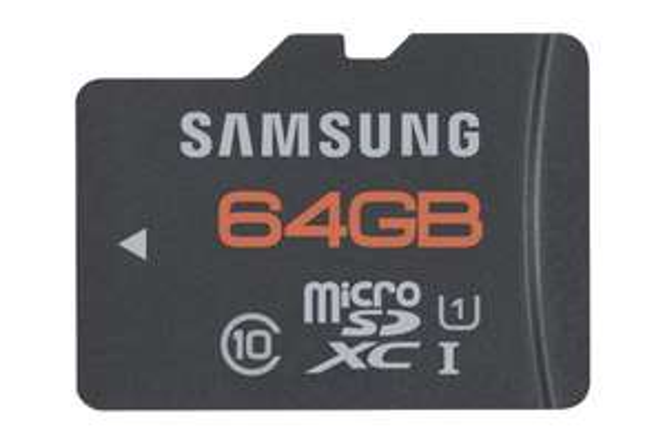 [amazon.de] 64GB Samsung microSDXC Class 10 UHS-I Speicherkarte (MB-MPCGCEU) für 26,94 €