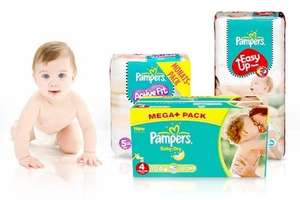 Pampers DEAL @Groupon