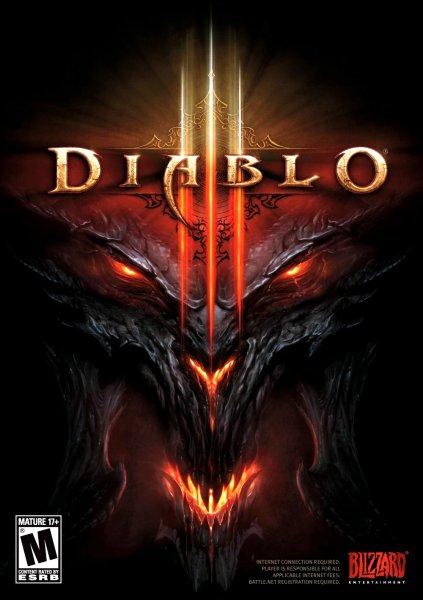 Diablo 3 PC (Basis-Spiel)  17,99€ bei ABHOLUNG im Media Markt - deutschlandweit
