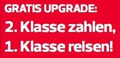 [DERTOUR] gratis Upgrade: 2. Klasse zahlen - 1. Klasse reisen! // Städtereisen & Summer in the City Juli 2014: 2 Nächte inkl. Frühstück und Bahn ab 144 Euro p. P.