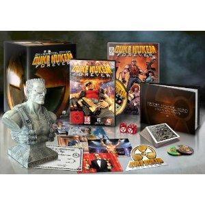 Duke Nukem Forever – Balls of Steel-Edition PC- für ca. 34,08 € inkl. Versand