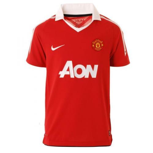 Manchester United Fussballtrikot Home-Saison 2010/2011 @Sportdiscount.com   INFO->Wechselkurs!