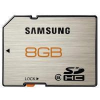 Samsung SDHC 8GB Class 6 plus Serie  #3