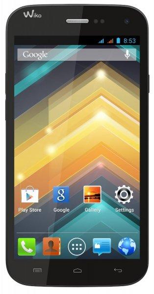 ( Blitzangebot  ) Amazon Wiko Barry Dual-SIM Smartphone