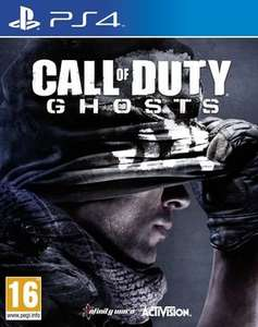 PS4 Call of Duty: Ghosts - Free Fall Edition