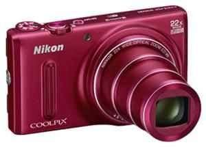 [computeruniverse.net] Nikon Coolpix S9600 für 169 € inkl. Versand in 3 Farben (schwarz, weiß, rot)