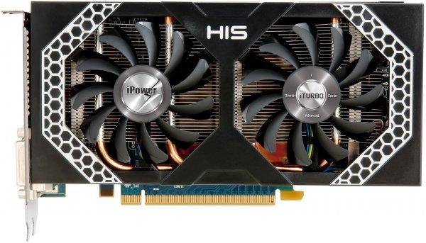Mindfactory - HIS Radeon R7 260X IceQ X² (Mindstar)