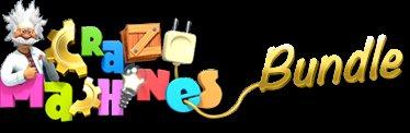 Complete Crazy Machines Bundle - 14 STEAM keys...