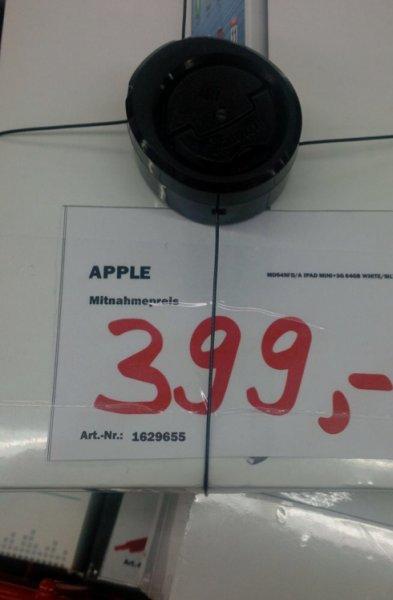 [Lokal HH-Altona@MM] iPad Mini Wifi+Cellular 64GB