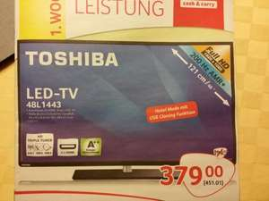 [Offline]LED-TV Toshiba 48l1443 @ Selgros Cash&Carry