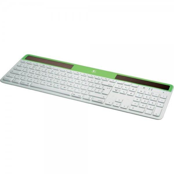 Logitech K750 Solar-Tastatur für Mac verschiedene Farben @Conrad 29,95