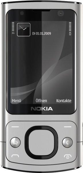 Alter Klassiker: Nokia 6700 Slide für 99,00 € inkl. Versand @ amazon.de