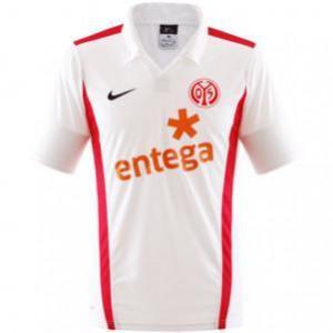 Mainz 05 Away-Trikot Saison 2010/11 für 44,95 EUR