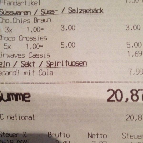 [lokal] 6 Dosen Bacardi Cola  für 7,99€ @Kaufland